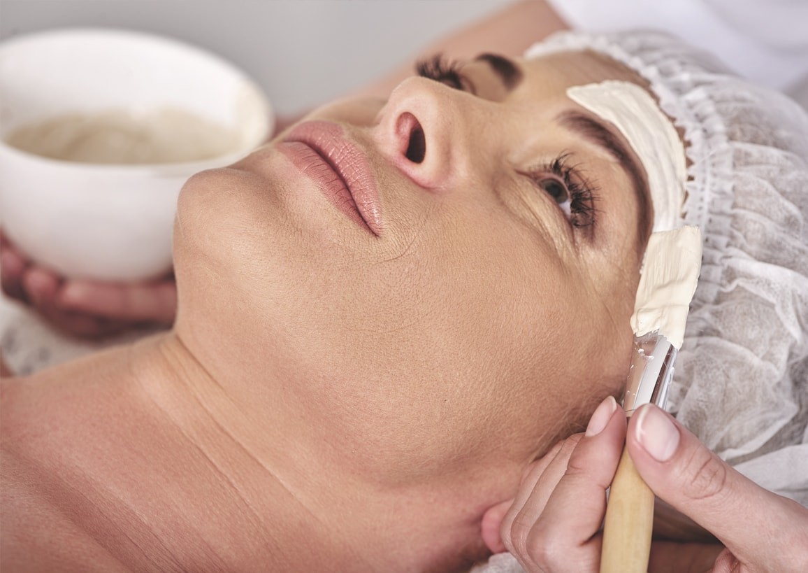 Chemical Peels & Facials